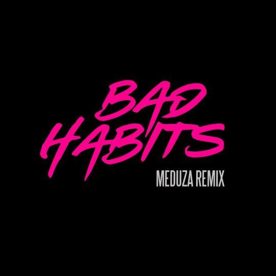 Coverafbeelding Ed Sheeran - Bad Habits - Meduza Remix