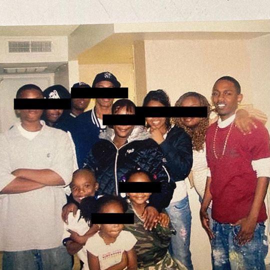 Coverafbeelding Baby Keem & Kendrick Lamar - Family Ties