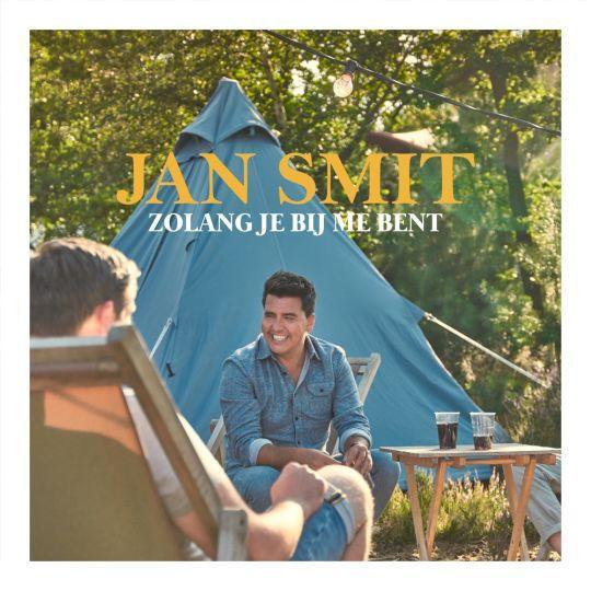 Coverafbeelding Zolang Je Bij Me Bent - Jan Smit