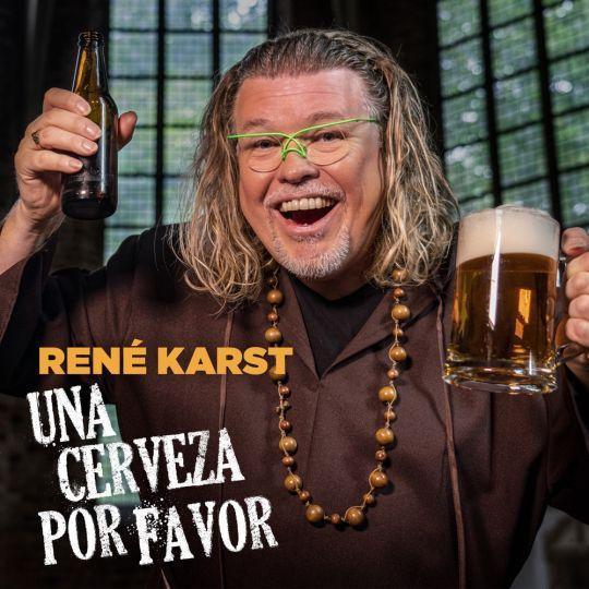 Coverafbeelding René Karst - Una Cerveza Por Favor