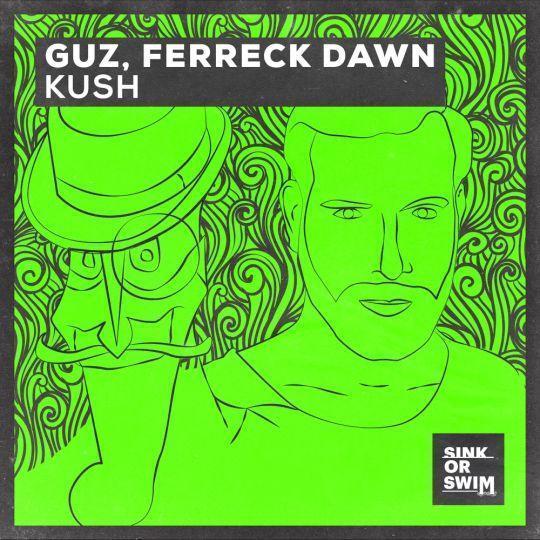 Coverafbeelding Guz, Ferreck Dawn - Kush