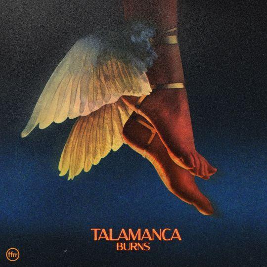 Coverafbeelding Burns - Talamanca