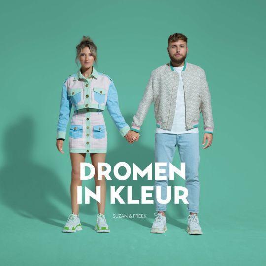Coverafbeelding Dromen In Kleur - Suzan & Freek