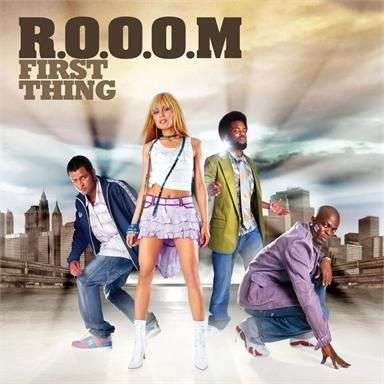 Coverafbeelding First Thing - R.o.o.o.m