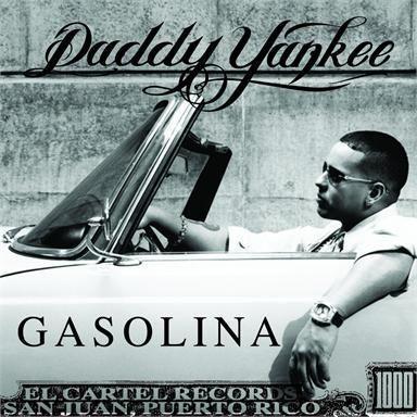 Coverafbeelding Gasolina - Daddy Yankee