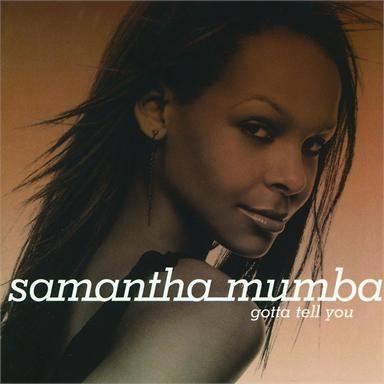 Coverafbeelding Gotta Tell You - Samantha Mumba
