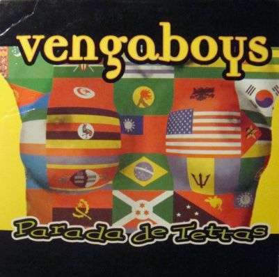 Coverafbeelding Parada De Tettas - Vengaboys