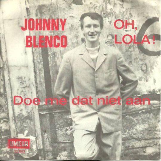 Coverafbeelding Oh, Lola! - Johnny Blenco