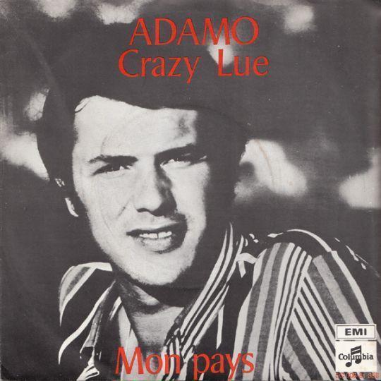 Coverafbeelding Crazy Lue - Adamo