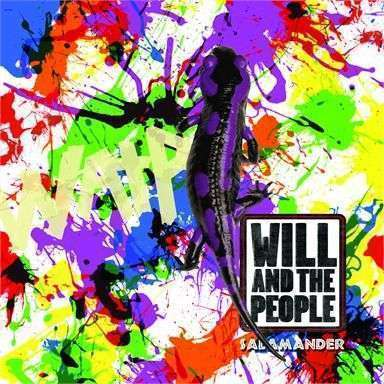 Coverafbeelding Salamander - Will And The People
