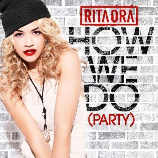 Coverafbeelding rita ora - How We Do (Party)