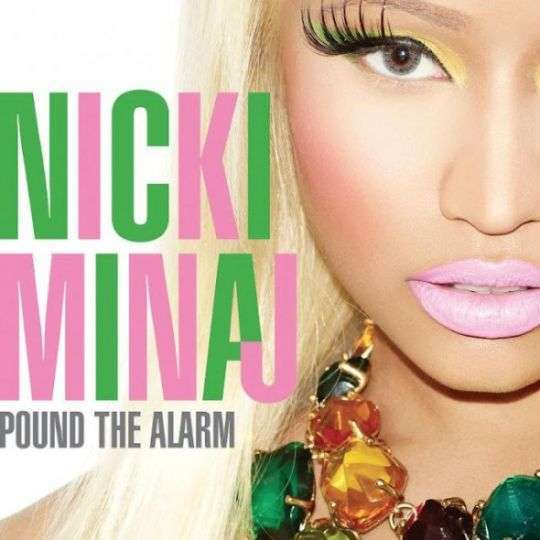 Coverafbeelding Pound The Alarm - Nicki Minaj
