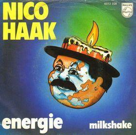Coverafbeelding Energie - Nico Haak