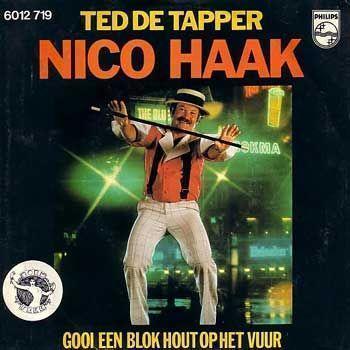 Coverafbeelding Ted De Tapper - Nico Haak