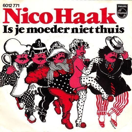 Coverafbeelding Is Je Moeder Niet Thuis - Nico Haak