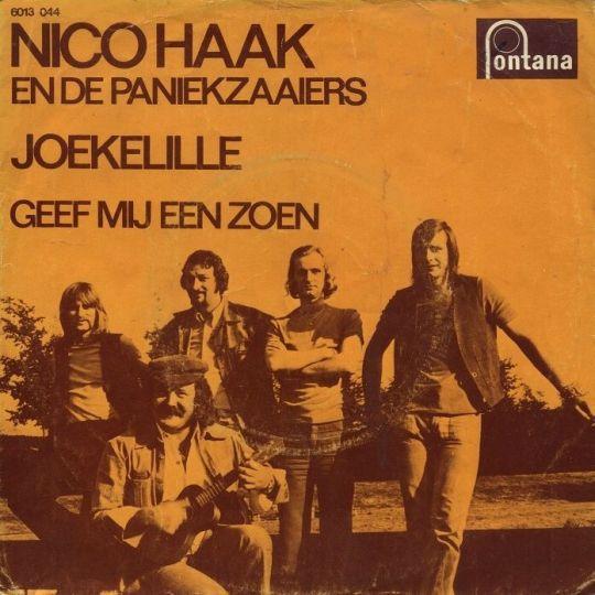 Coverafbeelding Joekelille - Nico Haak En De Paniekzaaiers