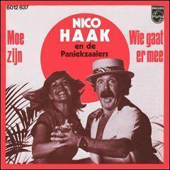 Coverafbeelding Moe Zijn - Nico Haak En De Paniekzaaiers