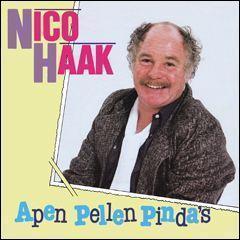 Coverafbeelding Apen Pellen Pinda's - Nico Haak