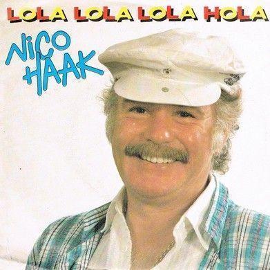 Coverafbeelding Lola Lola Lola Hola - Nico Haak