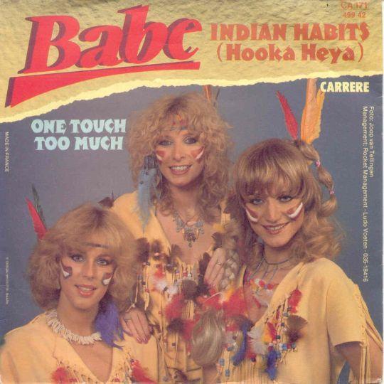Coverafbeelding Babe - Indian Habits (Hooka Heya)