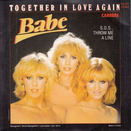 Coverafbeelding Together In Love Again - Babe