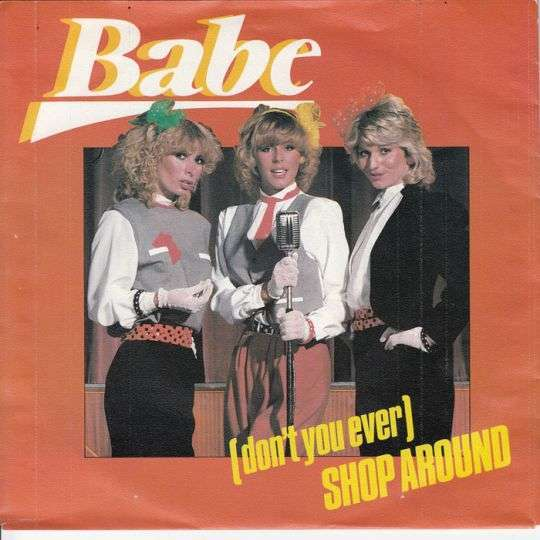 Coverafbeelding (Don't You Ever) Shop Around - Babe