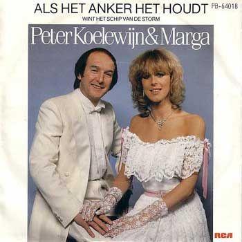 Coverafbeelding Als Het Anker Het Houdt Wint Het Schip Van De Storm - Peter Koelewijn & Marga