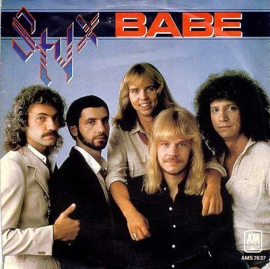 Coverafbeelding Babe - Styx