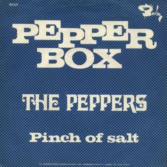 Coverafbeelding The Peppers - Pepper Box
