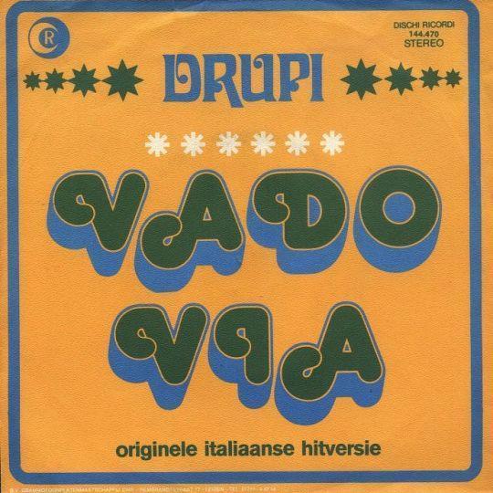 Coverafbeelding Drupi - Vado Via