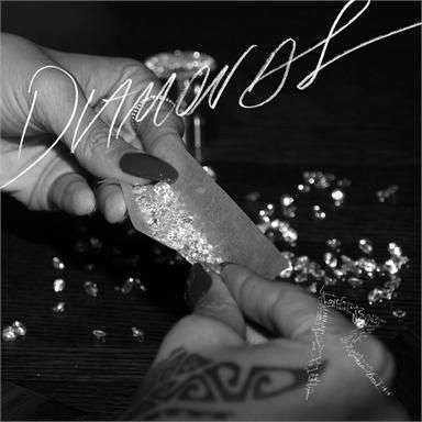 Coverafbeelding Rihanna - Diamonds