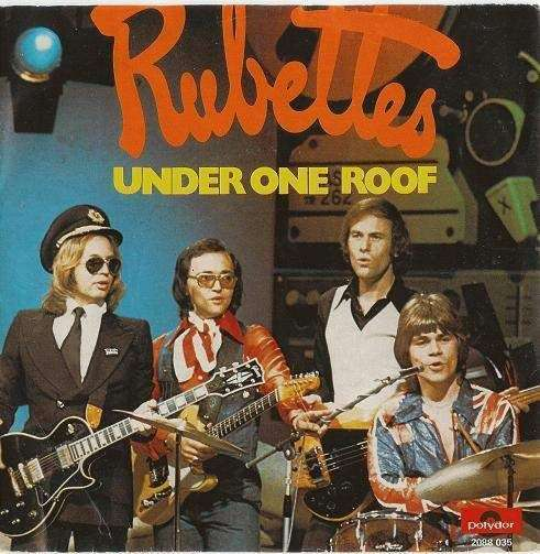 Coverafbeelding Under One Roof - Rubettes