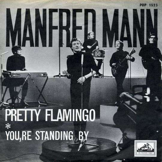 Coverafbeelding Pretty Flamingo - Manfred Mann