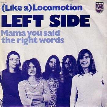Coverafbeelding (Like A) Locomotion - Left Side