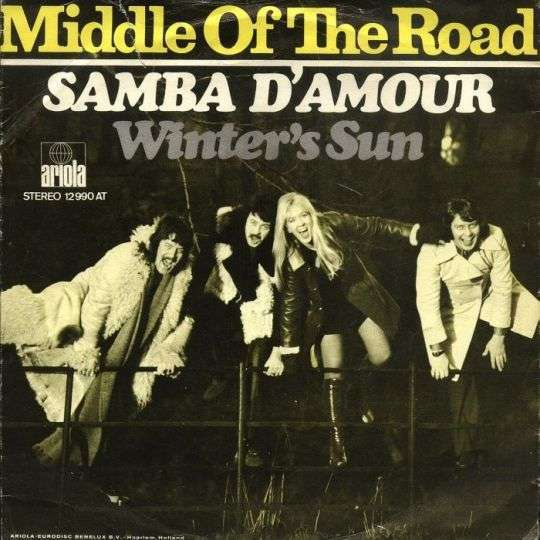 Coverafbeelding Samba D'amour - Middle Of The Road