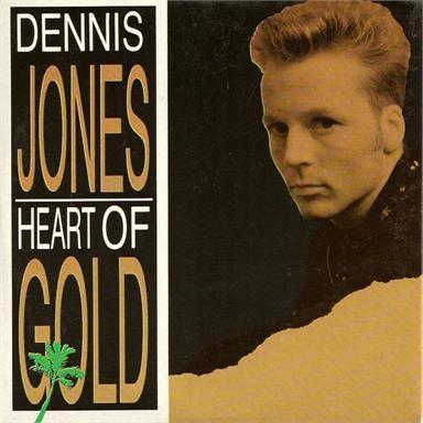 Coverafbeelding Dennis Jones - Heart Of Gold