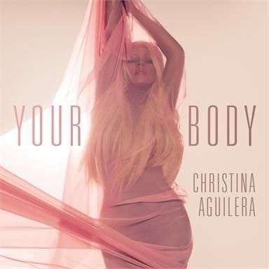 Coverafbeelding christina aguilera - your body