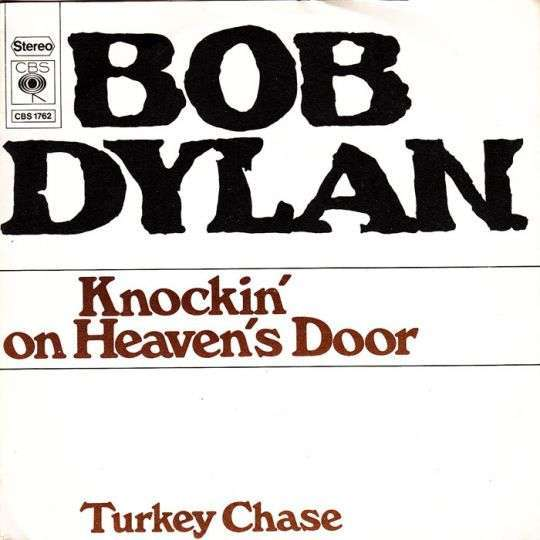 Coverafbeelding Knockin' On Heaven's Door - Bob Dylan