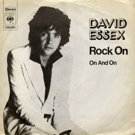 Coverafbeelding Rock On - David Essex
