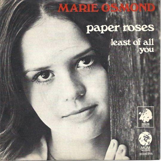 Coverafbeelding Paper Roses - Marie Osmond