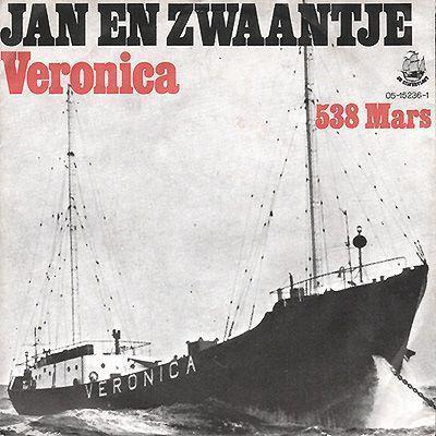 Coverafbeelding Veronica - Jan En Zwaantje