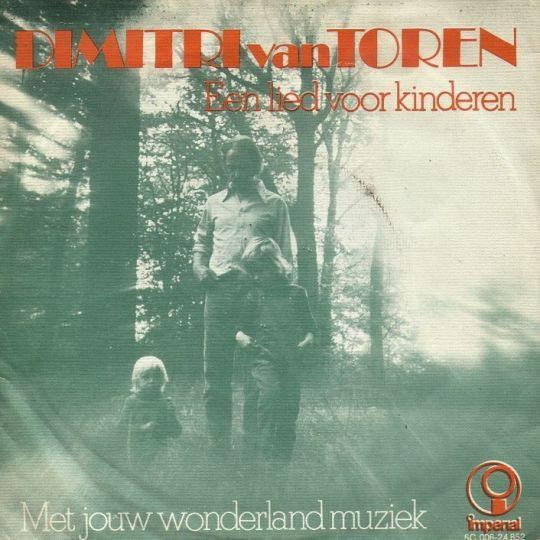 Coverafbeelding Een Lied Voor Kinderen - Dimitri Van Toren