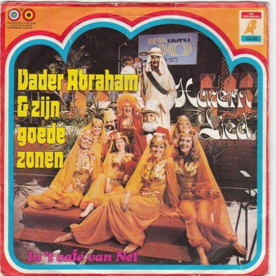 Coverafbeelding Harem Lied - Vader Abraham & Zijn Goede Zonen