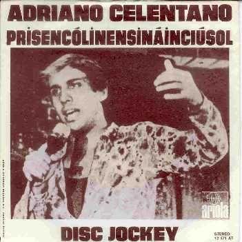 Coverafbeelding Adriano Celentano - Prisencólinensináinciúsol