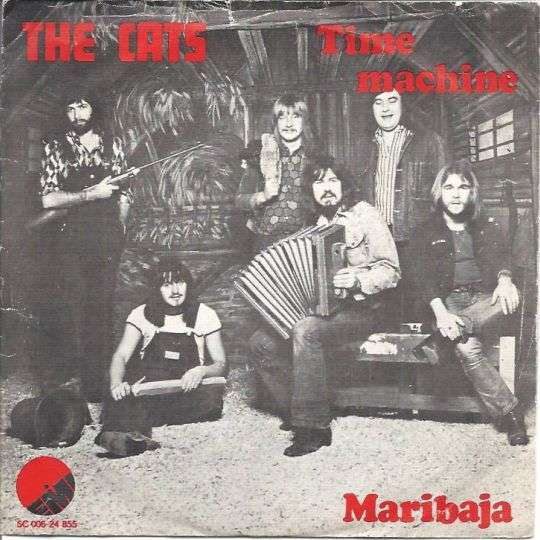 Coverafbeelding Maribaja - The Cats