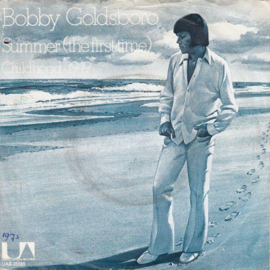 Coverafbeelding Summer (The First Time) - Bobby Goldsboro