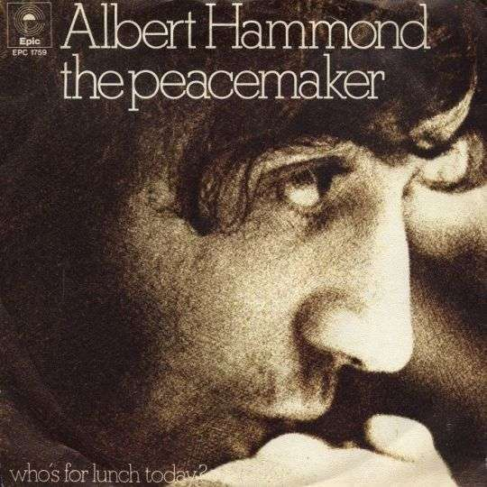 Coverafbeelding The Peacemaker - Albert Hammond