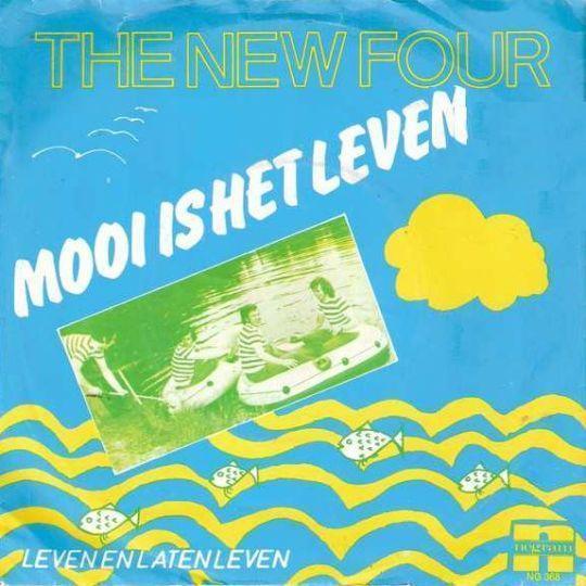 Coverafbeelding Mooi Is Het Leven - The New Four