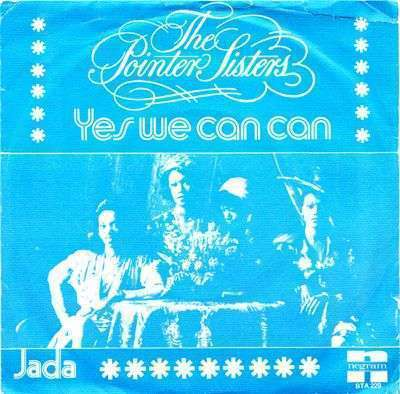 Coverafbeelding Yes We Can Can - The Pointer Sisters