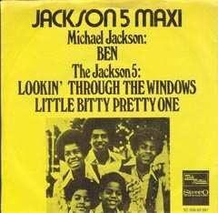 Coverafbeelding Ben [Jackson 5 Maxi] - Michael Jackson